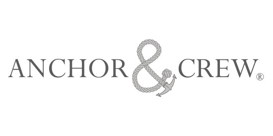 ANCHOR and CREW logo
